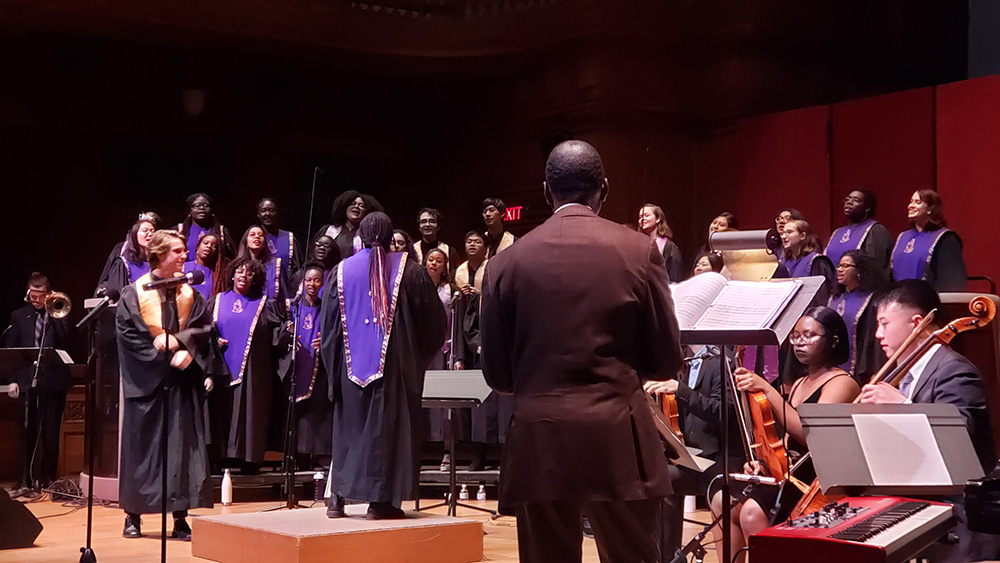 Student Gospel Choir